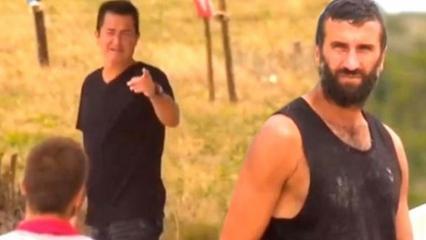Survivor yarışmacısı Acun Ilıcalı'yı sinirlendirdi!