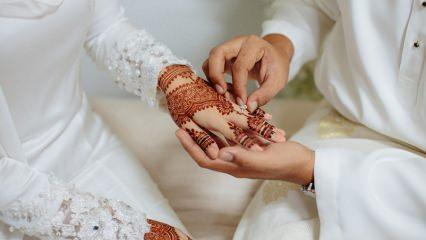 Nikah işlemleri için neler yapılmalıdır?