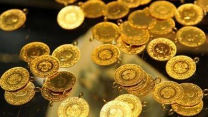 Son dakika... Altın fiyatları sert düşüş yaşandı