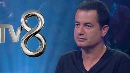 Büyük iddia! Acun Ilıcalı TV8 sattı mı?