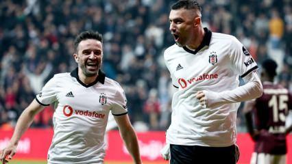 Beşiktaş Burak Yılmaz'la kazandı!