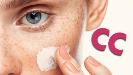 CC krem nedir ve CC krem nasıl kullanılır? CC kremin cilde faydaları