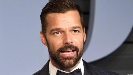 Ricky Martin'den dünya medyasına Yeni Zelanda tepkisi!