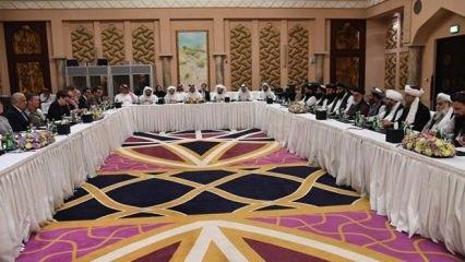 ABD: Taliban ile iki konuda uzlaştık