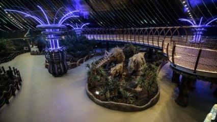 Ankapark, 'Wonderland Eurasia' açıldı