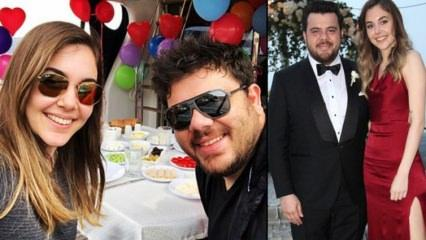 Eser Yenenler'in düğün tarihi belli oldu!