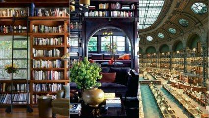 Görülmesi gereken kütüphaneler