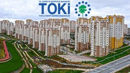 TOKİ'den konut fiyatlarında yüzde 22 indirim kampanyası bugün başladı!