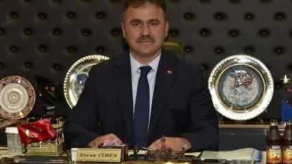 AK Parti Ercan Çimen kimdir? Gümüşhane adayı Ercan Çimen nereli, kaç yaşında?