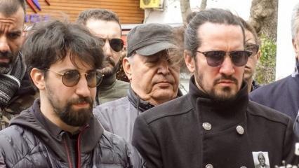 Barış Manço'nun babasına veda!