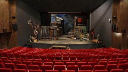 Cumhurbaşkanlığı'ndan sanatçılarla Dünya Tiyatrolar Günü'ne özel klip!