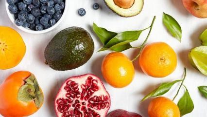 Hangi meyveler zayıflatır? En hızlı kilo verdiren meyveler
