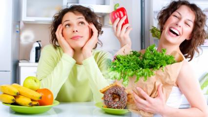 Prof. Dr. Ender Saraç'tan kilo aldıran sağlıklı diyet listesi