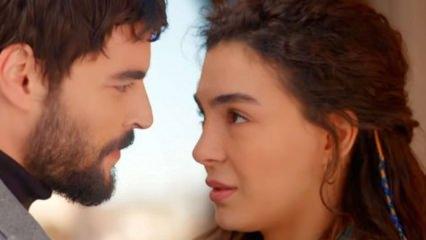 Hercai dizisi oyuncusu Ebru Şahin'den zafer dolu paylaşım