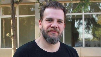 Oyuncu Tolga Karel Arizona'da namaz kıldı