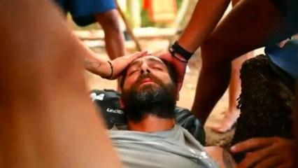 Survivor'un ünlü yarışmacısı ölümden döndü