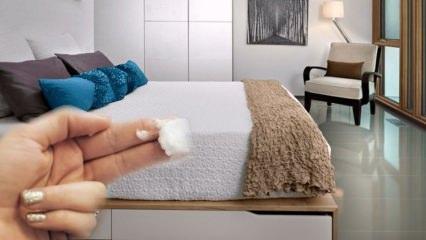 Yatak altı nasıl temizlenir? Yatak temizleme önerileri