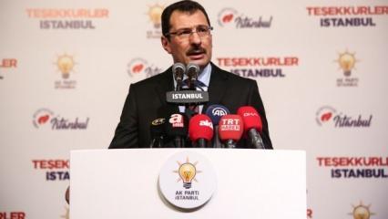 AK Parti'den çarpıcı İstanbul açıklaması: Böylesini ilk kez gördük!