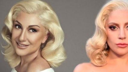 Muazzez Ersoy: Lady Gaga çirkin, ben güzelim. O beni taklit ediyor