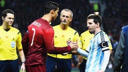Yıllar sonra ilk kez! Ronaldo ve Messi listede yok...