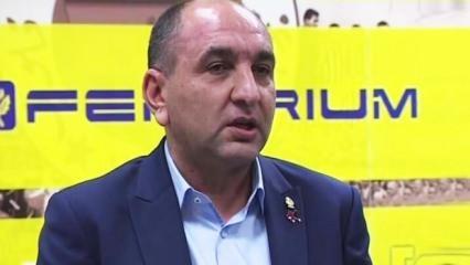Semih Özsoy'dan Terim'in sözlerine FETÖ göndermesi