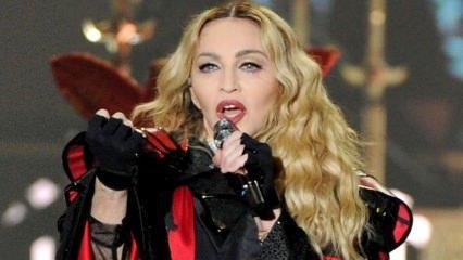 Madonna boykotlara rağmen İsrail'de sahne alacak!
