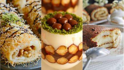 En kolay sütlü tatlı tarifleri! Evde kolayca yapılan sütlü tatlılar