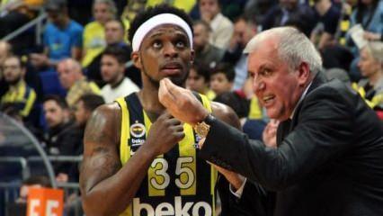 Fenerbahçe'den Bobby Dixon'a yeni sözleşme