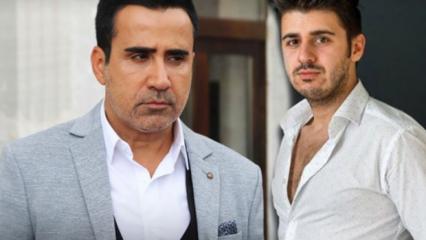 Küçük Emrah'ın oğlu Tayfun Erdoğan: Oğlun asker oldu baba