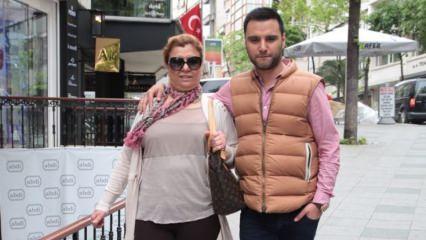 Alişan'dan annesiyle eski yıllara ait fotoğraf!