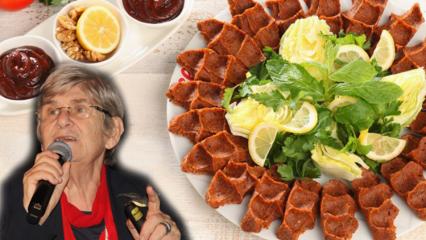 Canan Karatay açıkladı! Dürüm çiğ köfte kilo aldırır mı?