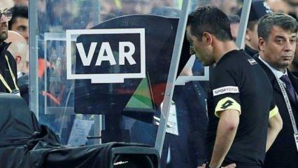 G.Saray paylaştı! IFAB'dan gelen VAR kayıt cevabı