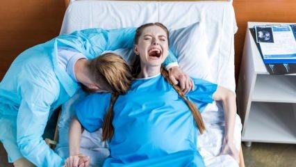 Epidural (normal) doğum nedir? Ağrısız doğum nasıl yapılır?