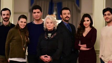 İstanbullu Gelin dizisi için veda vakti!