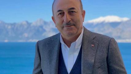 Mevlüt Çavuşoğlu lise yıllarını paylaştı! Sosyal medya yıkıldı...