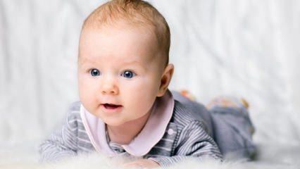 Rüyada erkek bebek görmek ne anlama gelir? Hamile birinin erkek görmesi...