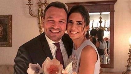 Ali Sunal ile Nazlı Kurbanzade çiftinin bebeği göründü