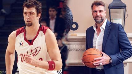 Basketbolcu Mehmet Okur'dan yeni aile pozu!