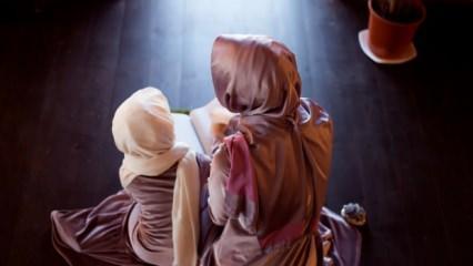 Çocukları Ramazana nasıl hazırlamalıyız? Ramazanda çocuklarla yapılabilecek etkinlikler