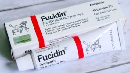 Fucidin krem ne işe yarıyor? Fucidin krem nasıl kullanılır? Fucidin krem fiyatı