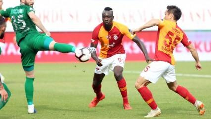 Diagne, Süper Lig tarihine geçti