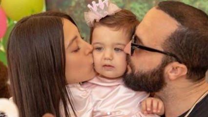Şarkıcı Berkay'ın kızı Arya'ya 2 yaş partisi!