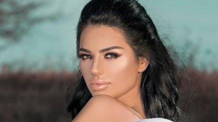 Kosovalı yıldız Morena Taraku: Türkiye benim dünyaya açılan kapım!