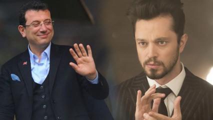 Şarkıcı Murat Boz'dan CHP'ye 100 bin TL'lik seçim yardımı