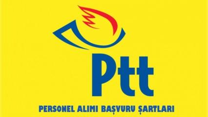 2019 PTT personel alımı ne zaman? Hangi kadrolara memur alınacak?