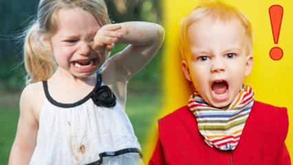 2 yaş sendromu nedir? Çocuklarda eşya atma ve vurma davranışı nasıl önlenir?