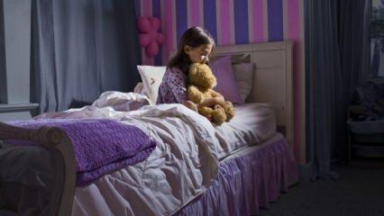 Uyumak istemeyen çocuğa ne yapılmalı? Çocuklarda görülen uyku sorunları