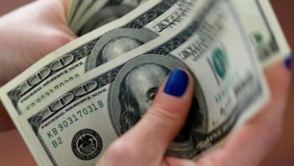 Dolar'da son durum...Haftaya böyle başladı
