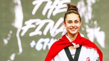 İrem Yaman 2. kez dünya şampiyonu oldu!