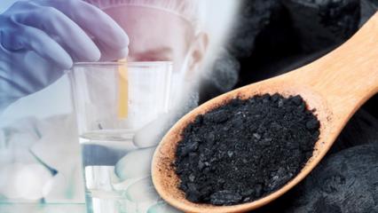 Aktif kömürün faydaları nelerdir? Aktif kömür nerelerde kullanılır?